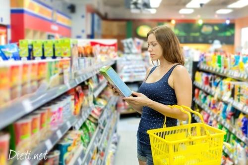 Опасните Е-та в храните - списък