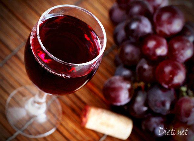 Виното - Добро Профилактично Средство