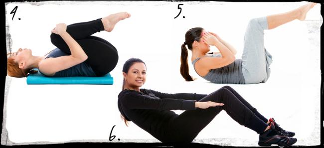 Гимнастика за гръб