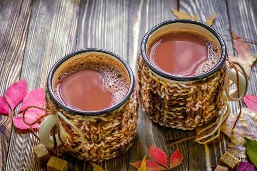 Чаша с какао