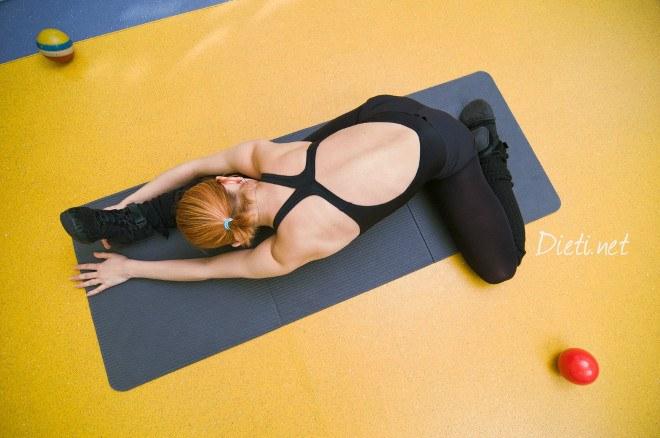 Каланетика Упражнения за Отслабване
