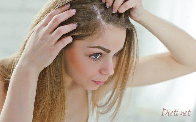 Подхранване на косата