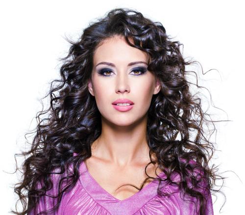 Укротяване на къдравата коса