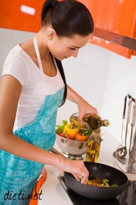 Премахване на излишните мазнини от диетата
