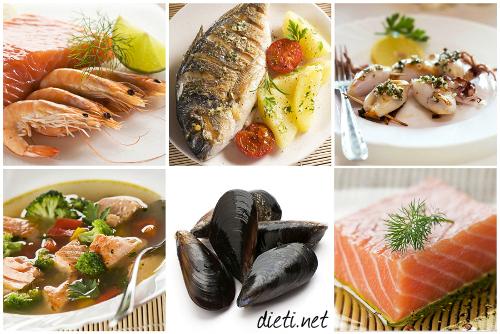 Храна от морето