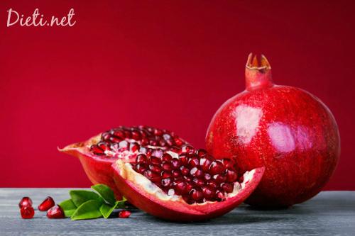 Нар - плодът на живота