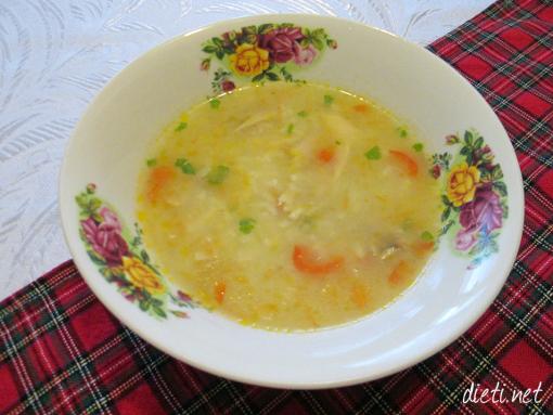 Най-вкусната пилешка супа