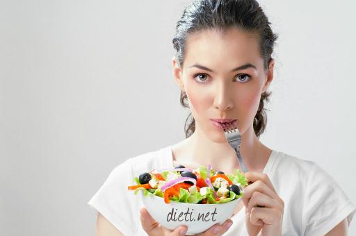 Хранете се правилно