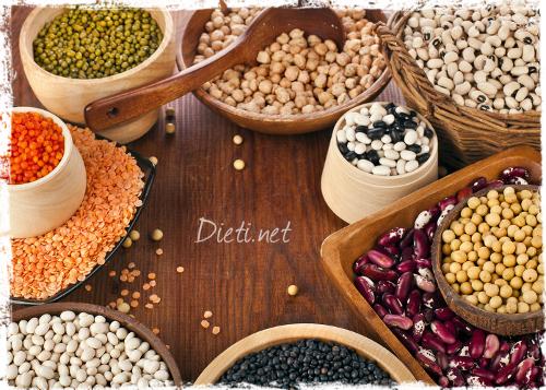 Растителни източници на протеини