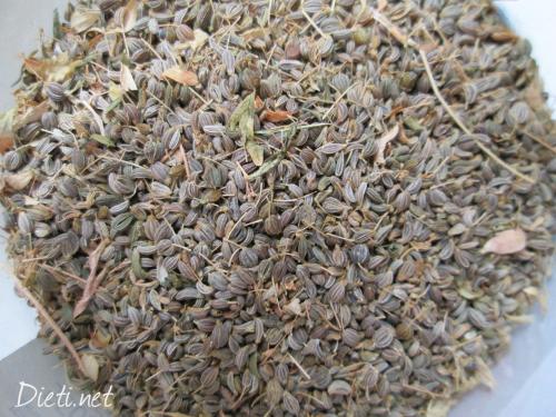 Семена от магданоз
