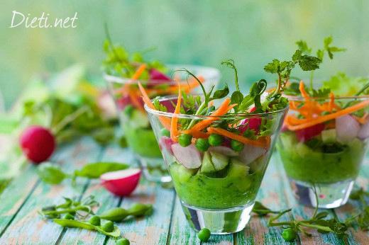 10 храни за стегнат корем