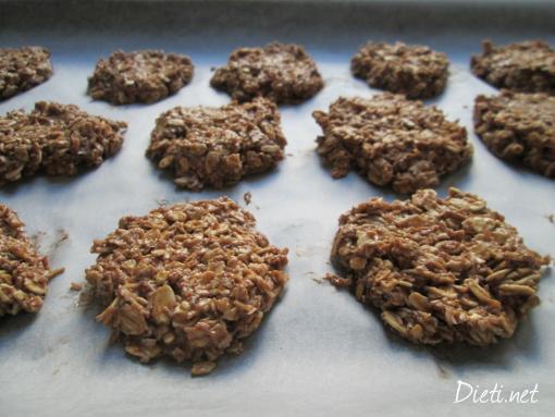 Суровите какаови бисквити