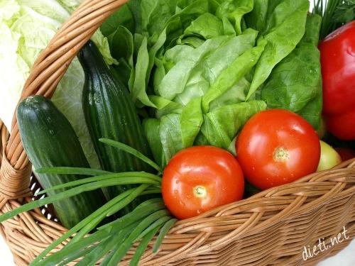 Зеленчуци с малко калории