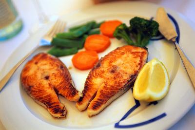 Включвайте рибата в своите диети