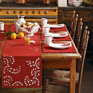 Красива маса за хранене