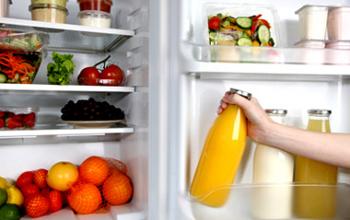 Хладилникът вече е диетична зона