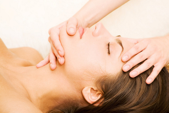 масаж гимнастика лице
