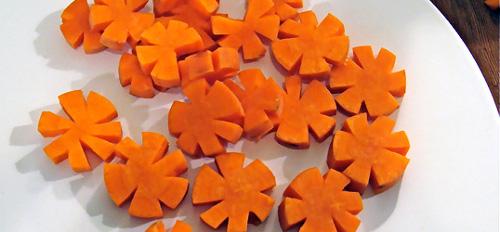 Яжте повече моркови при диети