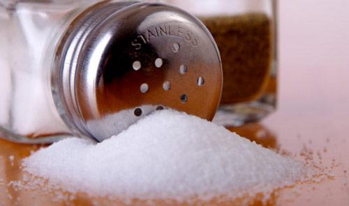 Диети и готварска сол