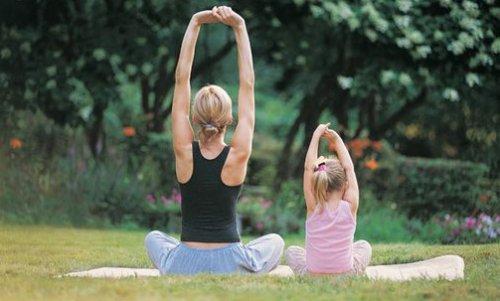 Упражнения за деца