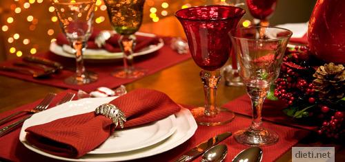 Хранене по празниците