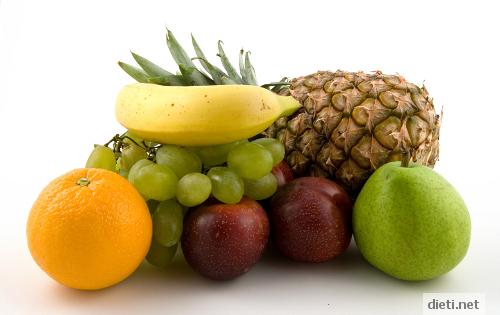 Плодове за красива кожа