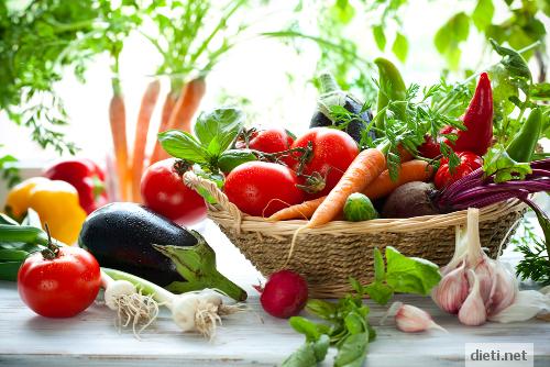 храни богати на антиоксиданти