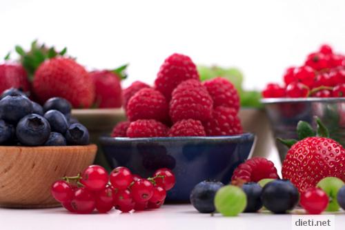 Плодове с разхлабващо действие при запек