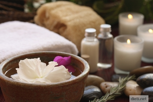 Ароматерапевтичен масаж за релаксация