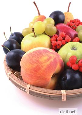 Какво трябва да знаем за плодовете, ако отслабваме