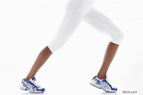 Каланетика упражнения за крака