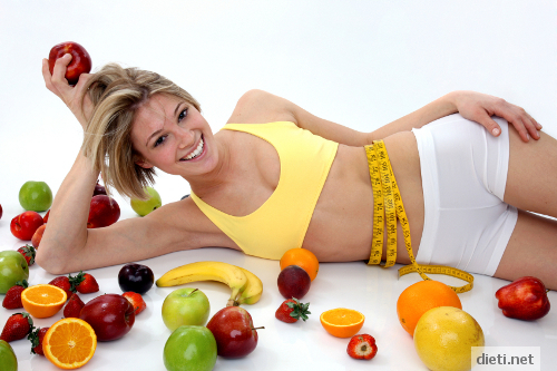 Диета с плодове