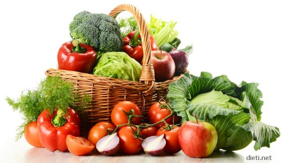 Зеленчуци за здраве, бодрост и отслабване